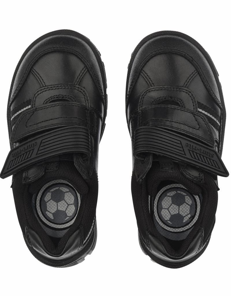 Start Rite Start Rite Luke Black Leather Shoe