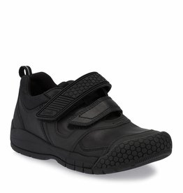 Start Rite Start Rite Score Black Leather Shoes