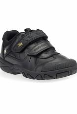 Start Rite Start Rite Tarantula Black Leather Shoe