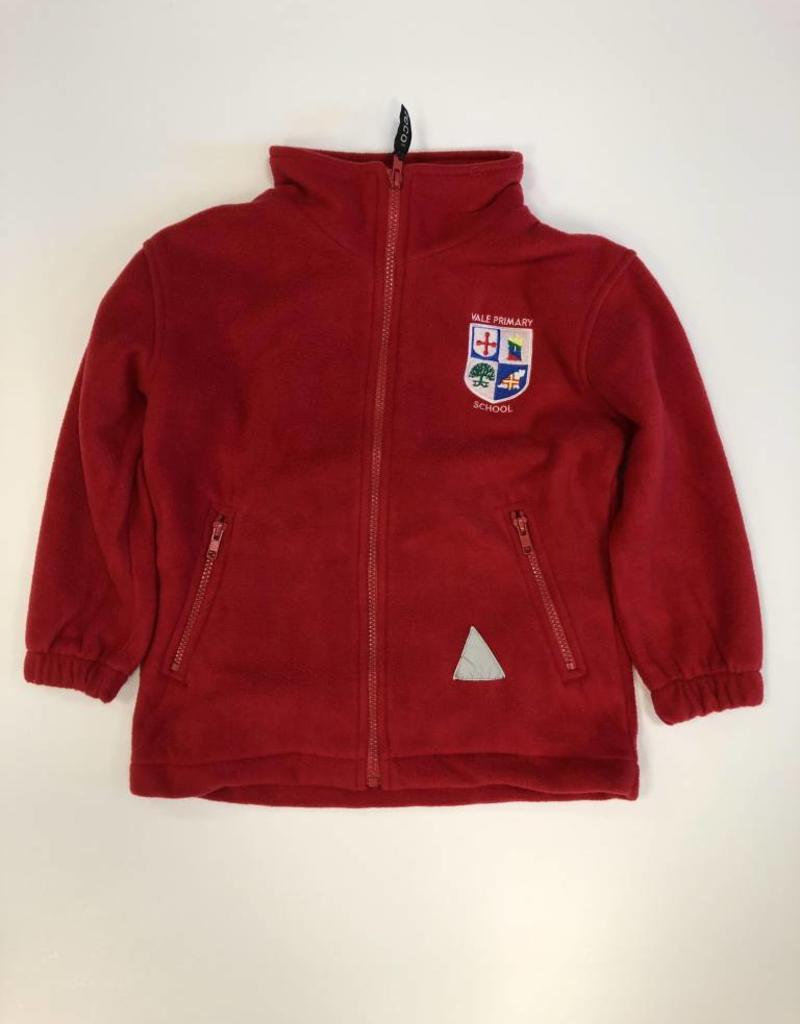 Vale School Fleece Jacket