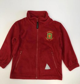 Vauvert School Embroidered Fleece Jacket