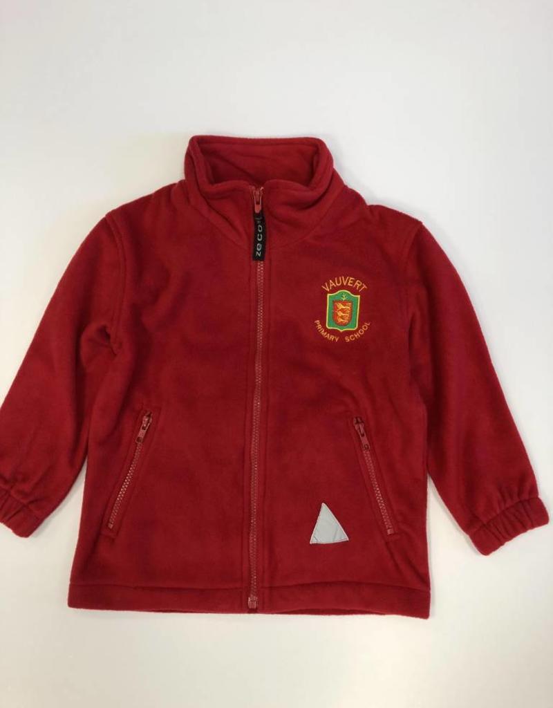 Vauvert Primary School Fleece Jacket