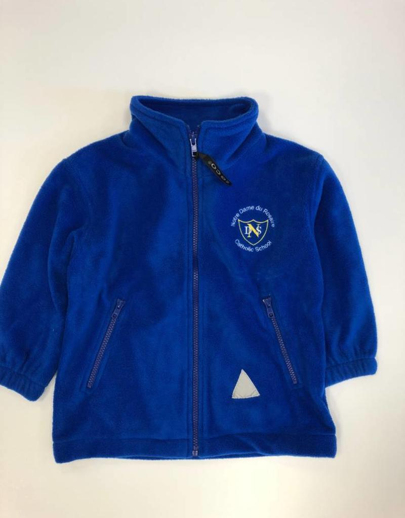 Notre Dame Primary Fleece Jacket