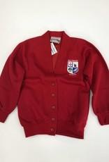 Vale School Sweatshirt Cardigan