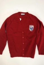 Vale School Knitted Cardigan