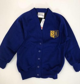 St Martins Primary Sweatshirt Cardigan