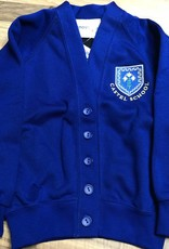 Castel School Sweatshirt Cardigan