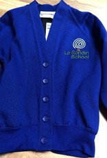 Le Rondin School Sweatshirt Cardigan