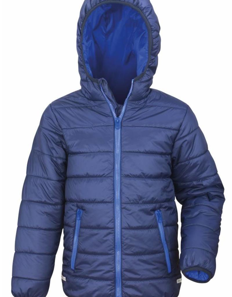 Core Junior Soft Padded Jacket (Various Colours)