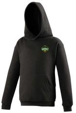 Guernsey Rugby Hoodie Black