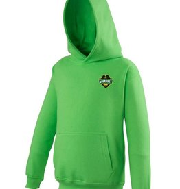 Guernsey Rugby Hoodie Green