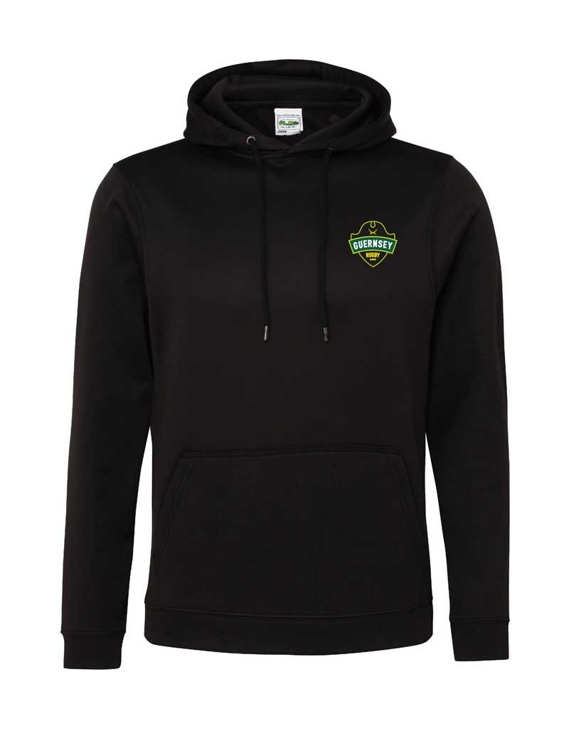 Guernsey Rugby Sports Hoodie