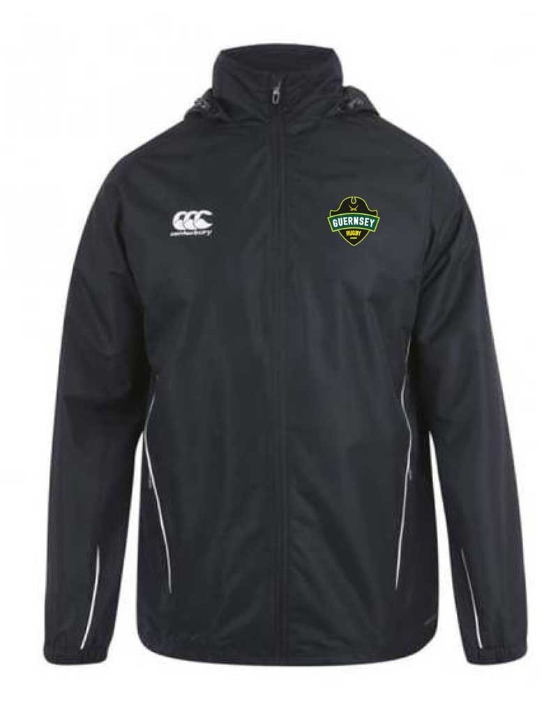 Guernsey Rugby Rain Jacket