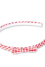 Lollipop Gingham Bow Headband