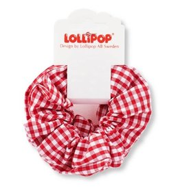 Lollipop Gingham Scrunchies Various Colours