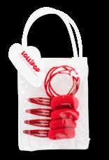 Lollipop Mixed Hair Accessories Bag