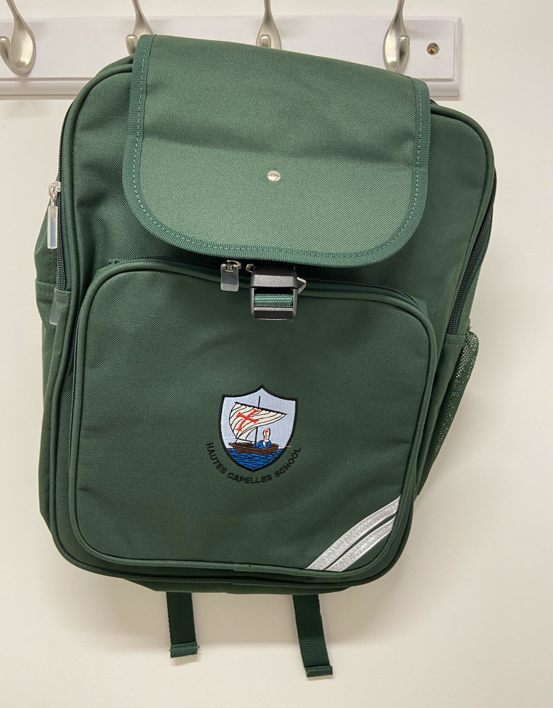Hautes Capelles School Bag