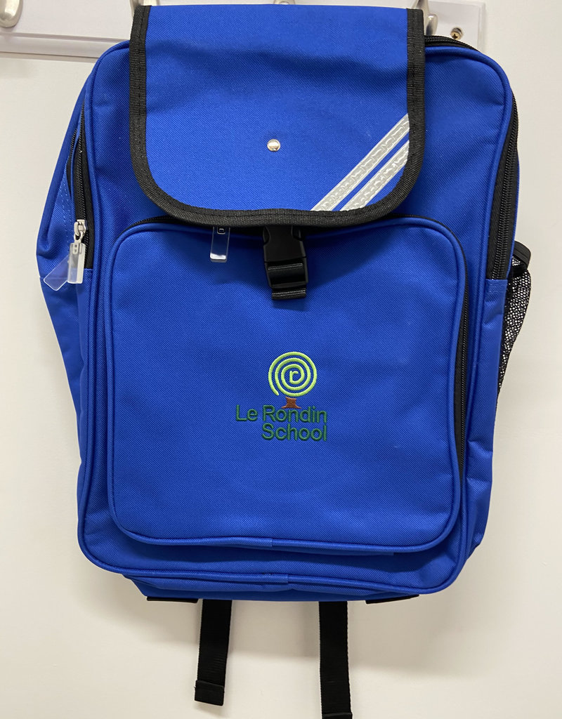 Le Rondin School Bag