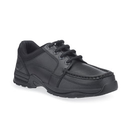 Start Rite Start Rite Dylan Black Leather Shoe