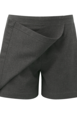 david luke Girls Grey Skort