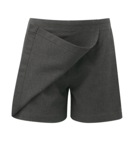 david luke Girls Grey Skort