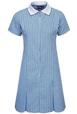 Banner Gingham Summer Dress