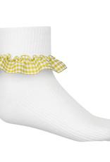 Gingham Socks