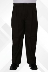 Boys Primary Trouser Sturdy Fit Black