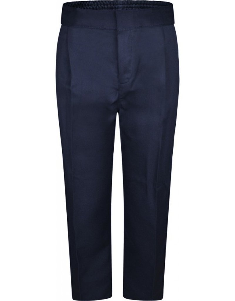 Boys Primary Sturdy Fit Navy Trouser
