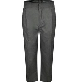 Boys Primary Sturdy Fit Grey Trouser