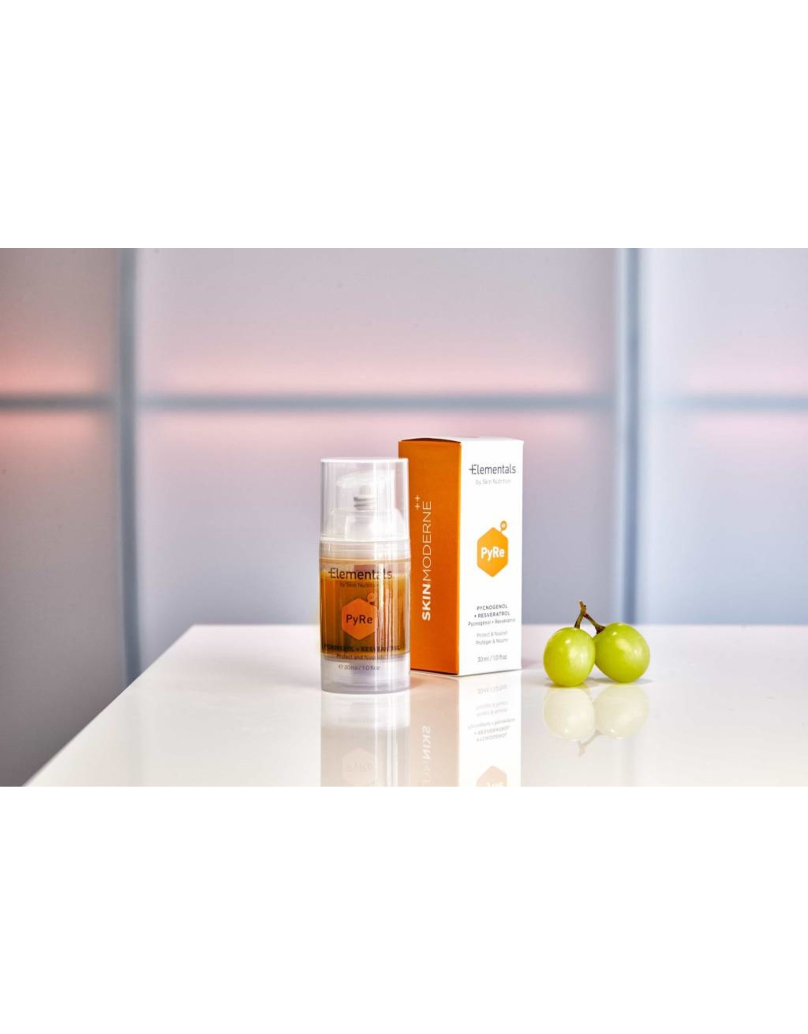 Elementals - by Skin Nutrition Elementals Pycnogenol Resveratrol