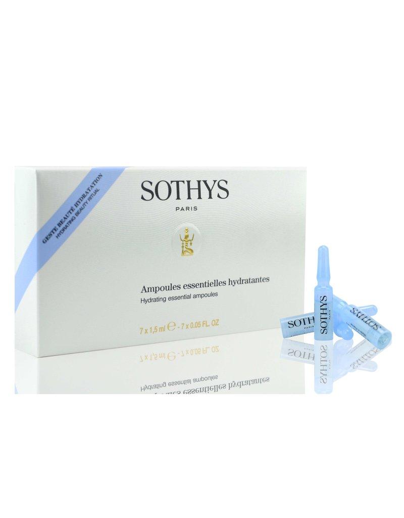 SOTHYS Ampoules essentielles hydratantes - Sothys