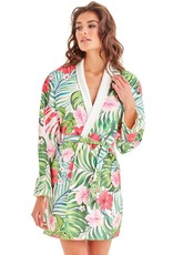 - 50% Bathrobe - Tropical