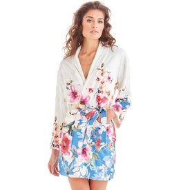 - 50% Bathrobe - Spring Botanicals