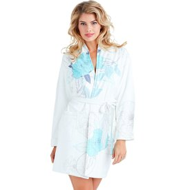 - 50% Bathrobe - Chanel Blue