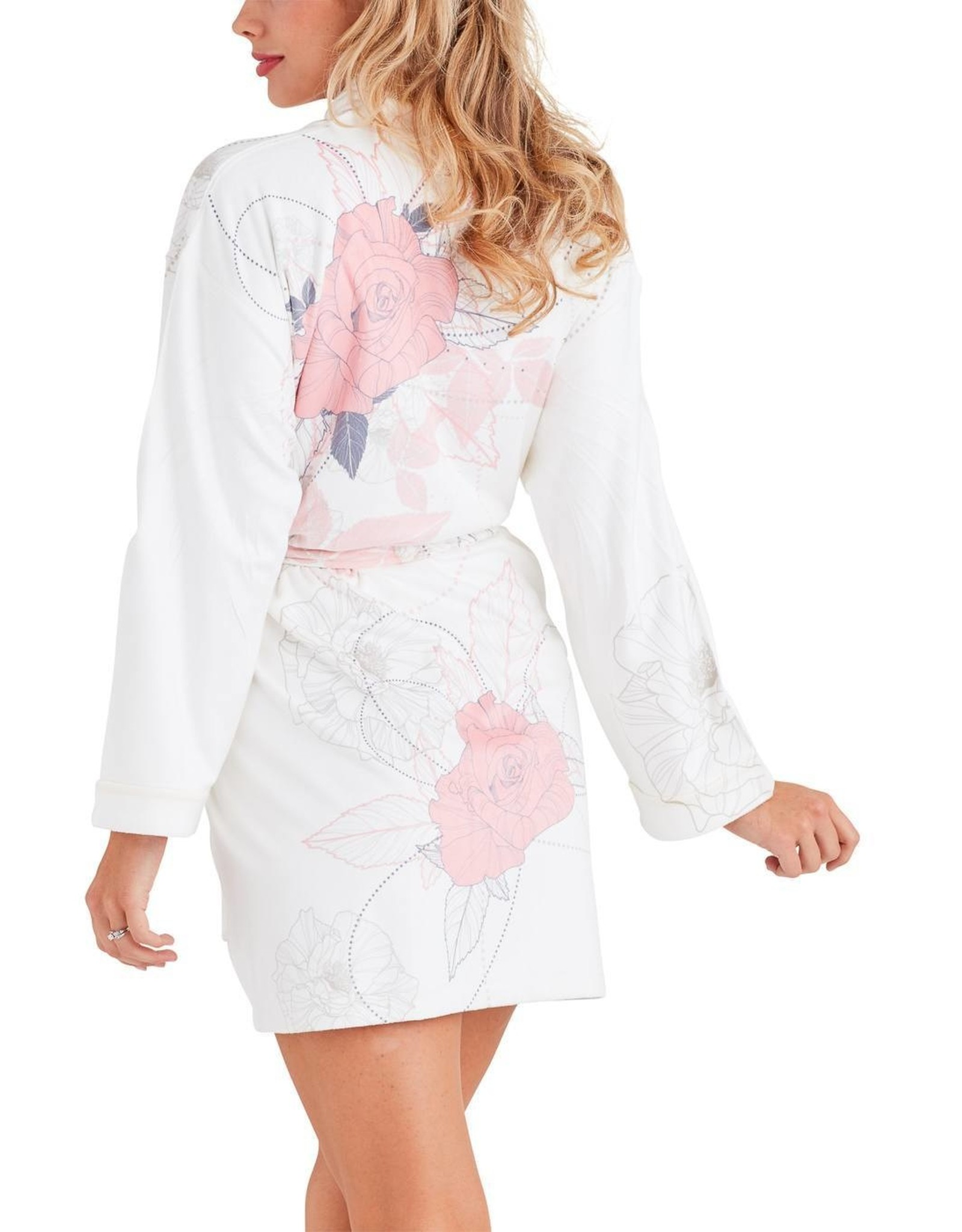 - 50% Bathrobe - Chanel Pink