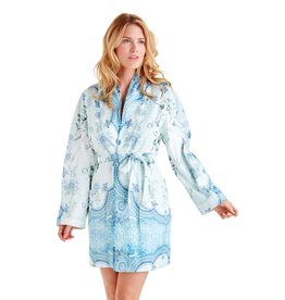 - 50% Bathrobe - Marrakesh Blue