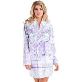 - 50% Bathrobe - Nirvana Purple
