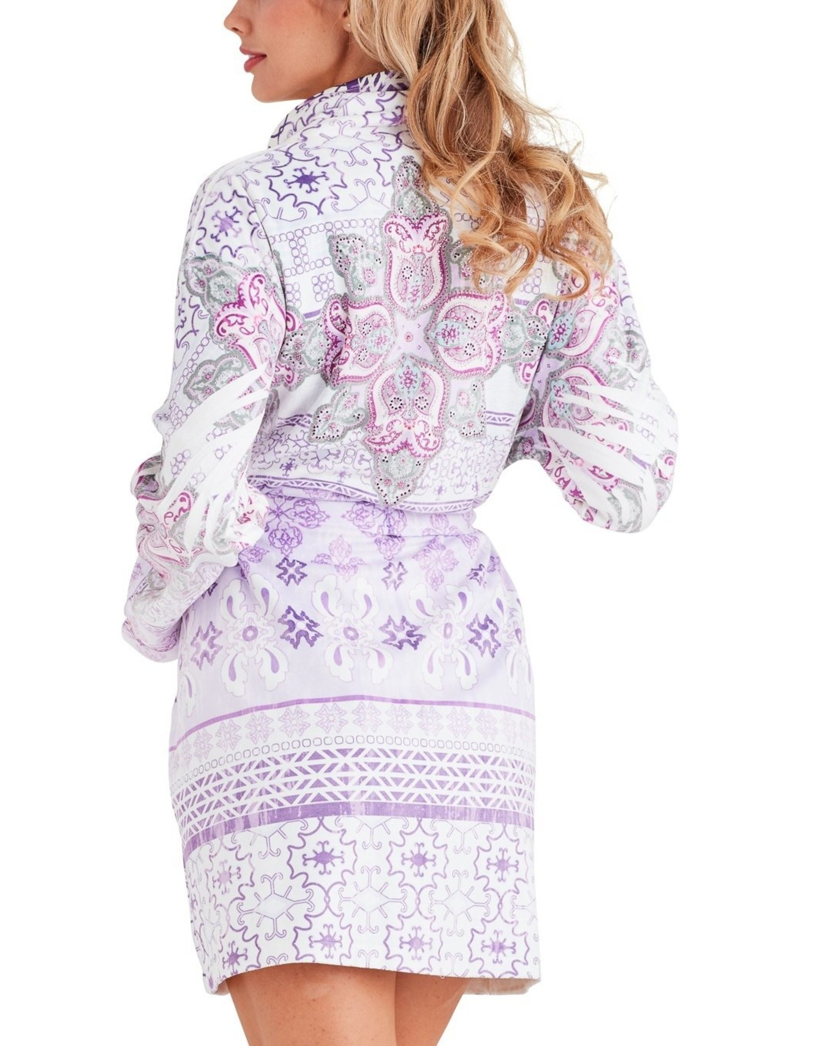 - 50% Robe de bain - Nirvana Purple