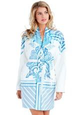 - 50% Robe de bain - Coachella Blue