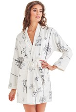 - 50% Bathrobe - Oh la la