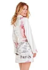 - 50% Bathrobe - Paris Love