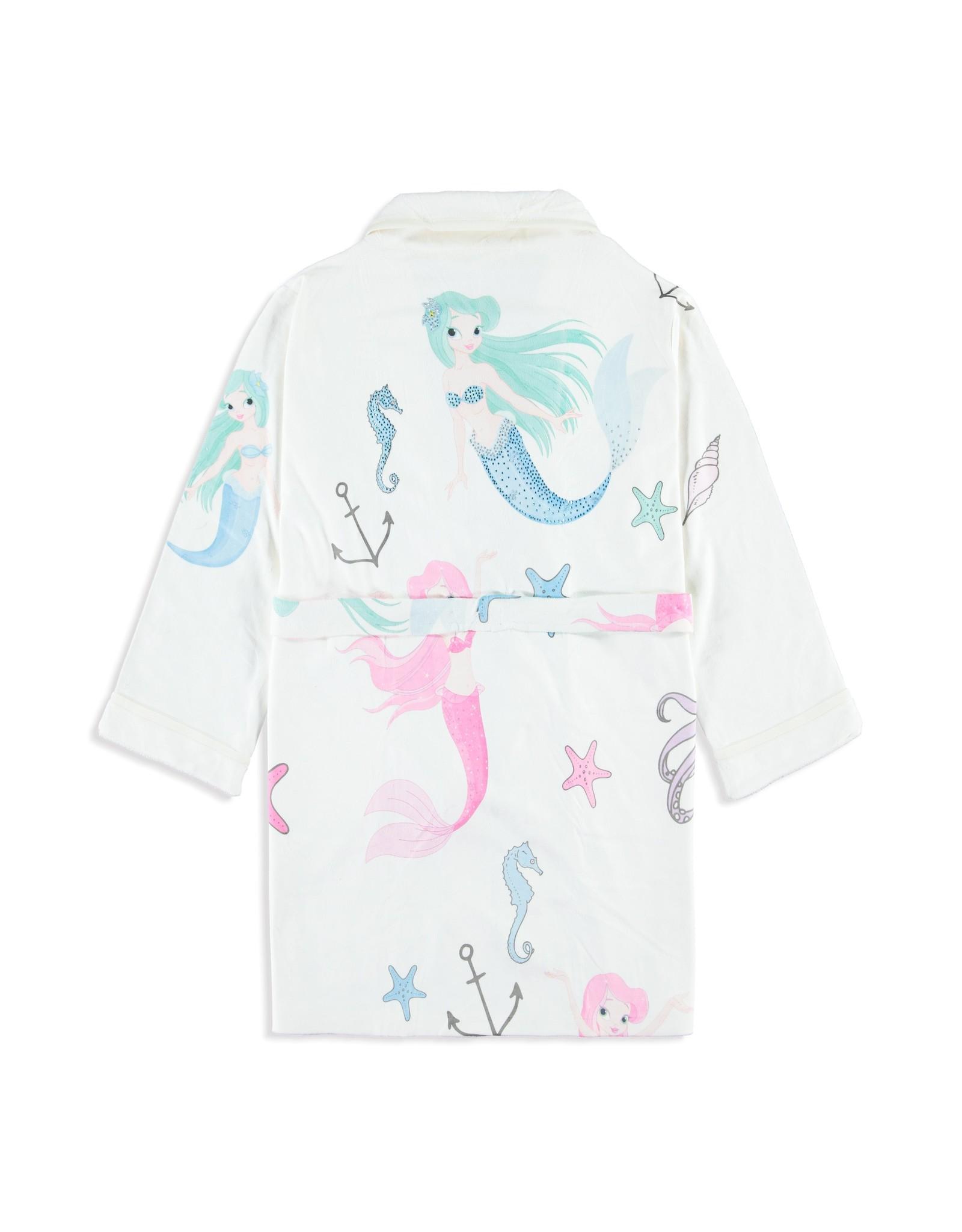 - 50% Robe de bain pour des enfants - Mermaid