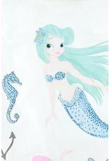 - 50% Bathrobe for kids - Mermaid