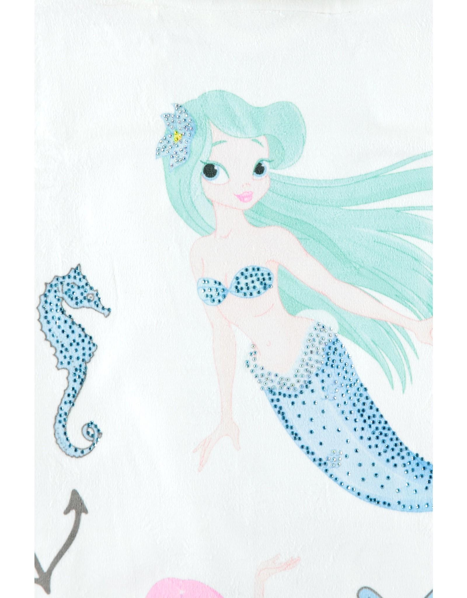 - 50% Bademantel für Kinder - Mermaid