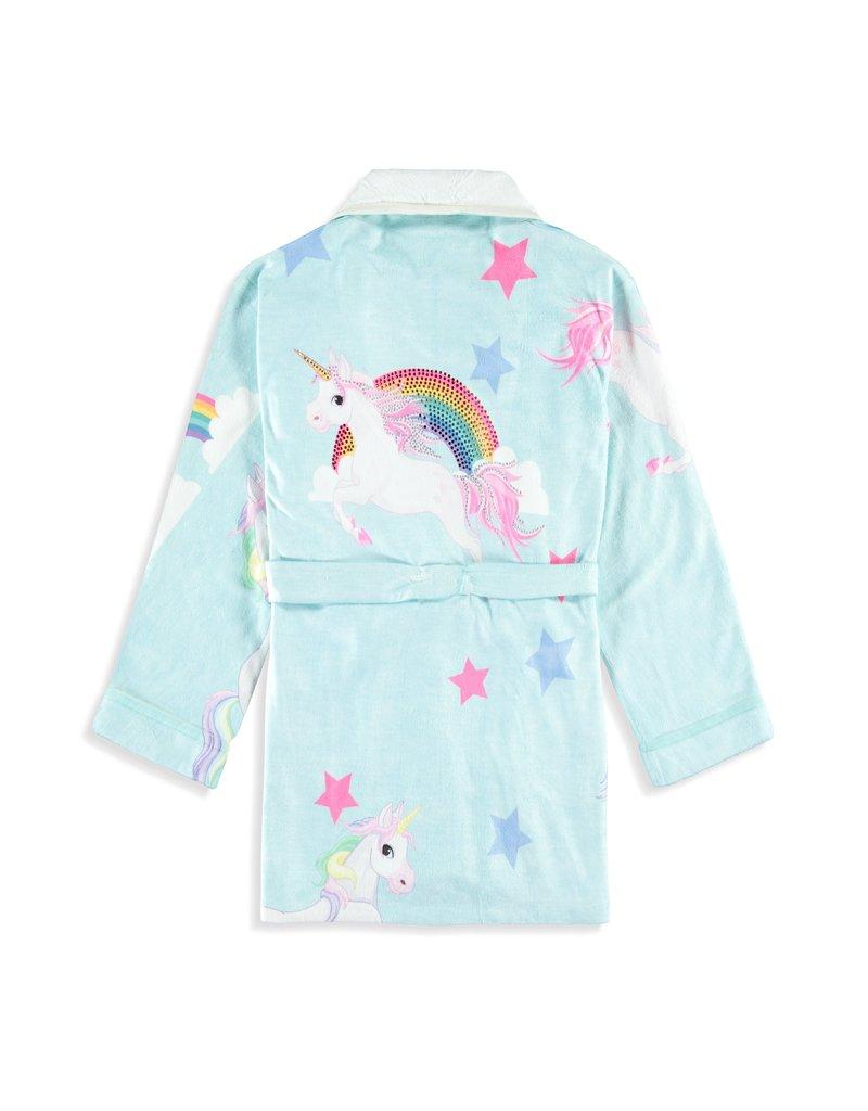 - 50% Bathrobe for kids - Mermaid - Unicorn