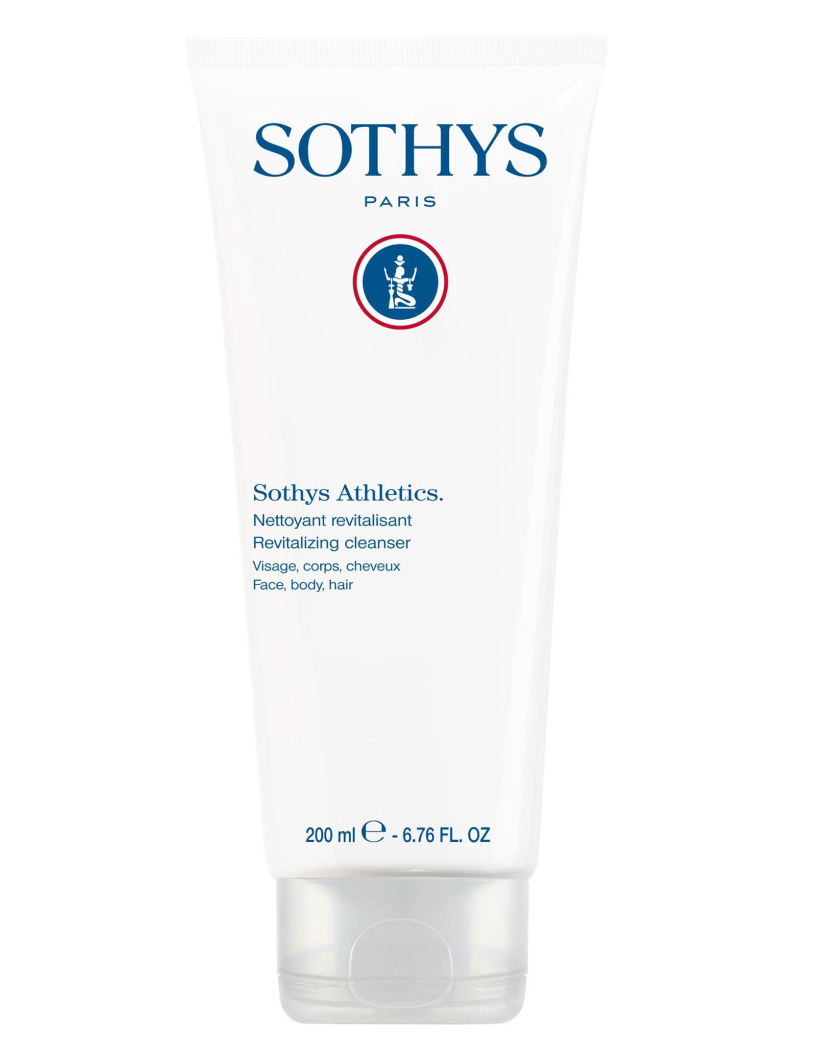 SOTHYS Nettoyant revitalisant - Erfrischende Reinigung für Gesicht, Körper und Haare