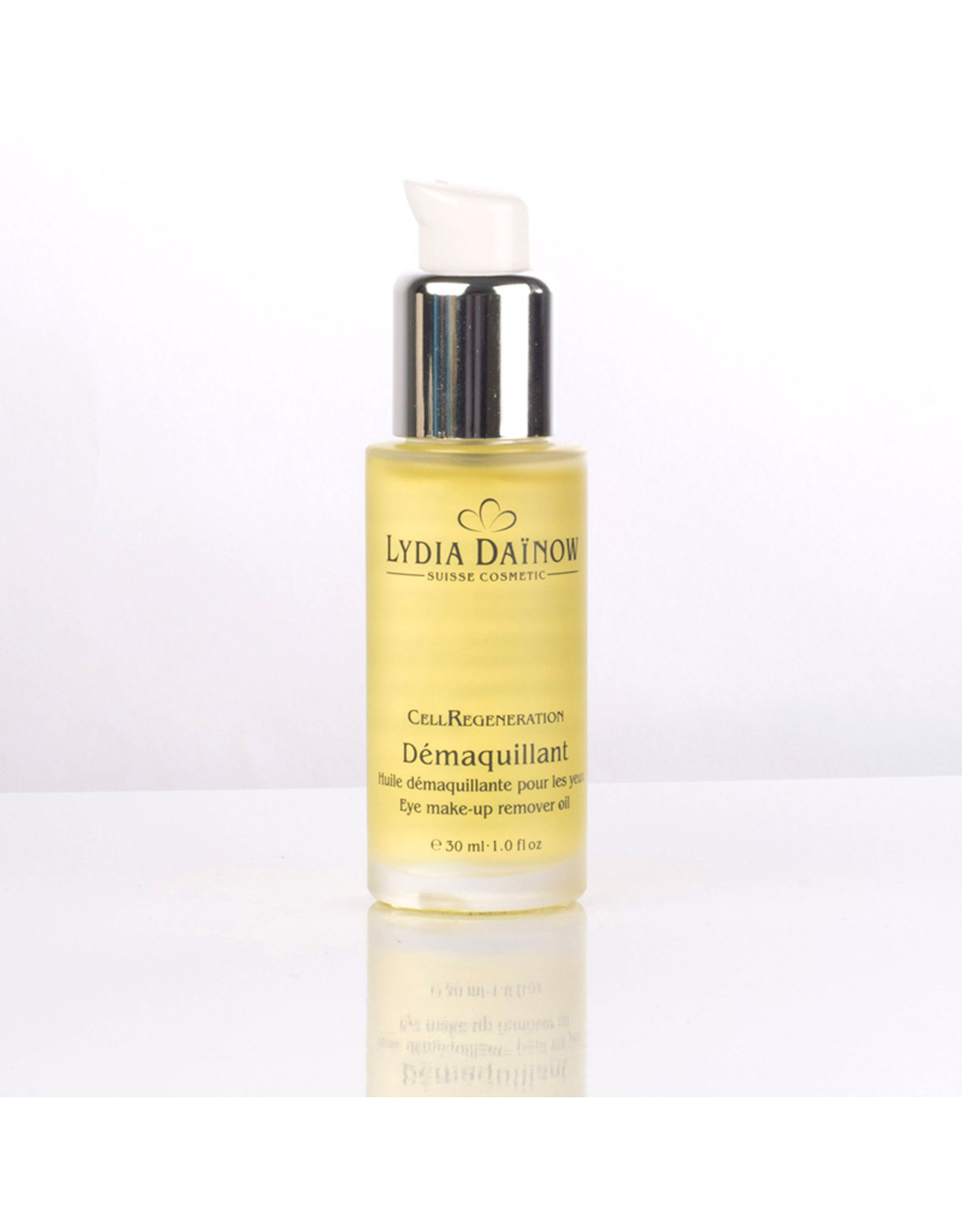 Lydïa Dainow Démaquillant - Eye make-up remover oil