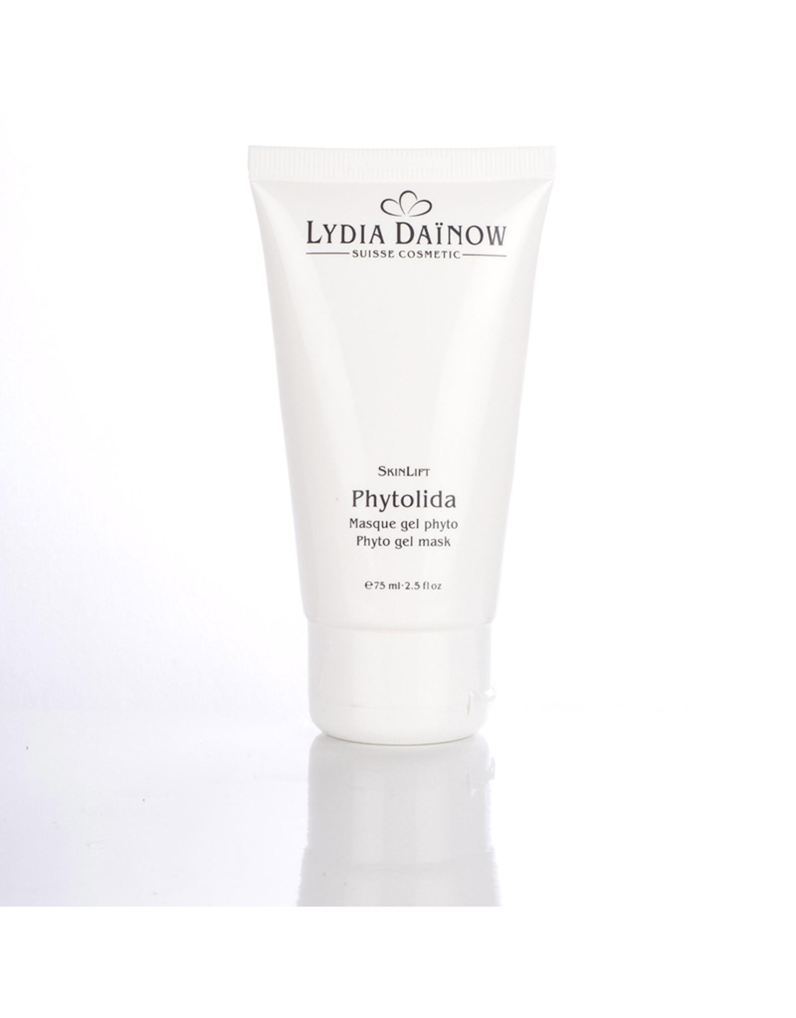 Lydïa Dainow Phytolida -Masque gel raffermissant