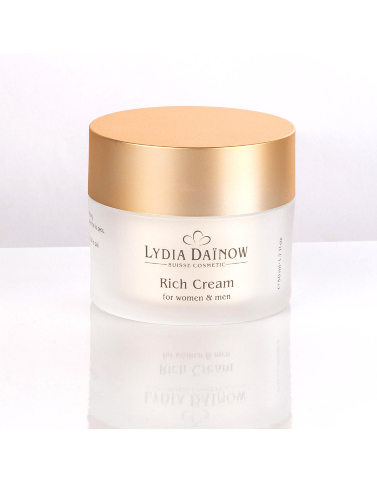 Lydïa Dainow Evolution Rich Cream - Straffende Tagespflege